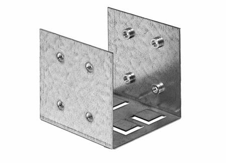 Verbinder für Metall Kabelkanal