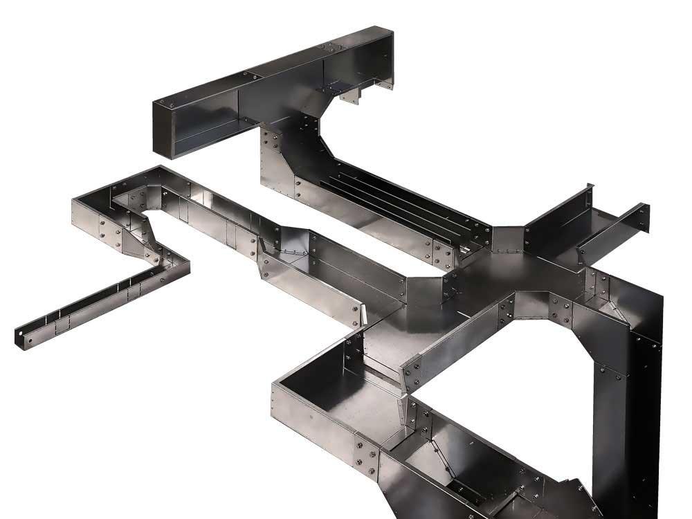 ✓ Online Shop für Metall Kabelkanäle ✓ Industrie ✓ Maschinenbau ✓